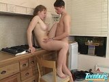 Young boy seduced elder sister